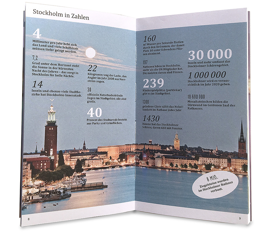 Detail of DuMont direkt Travel Guides – Redesign