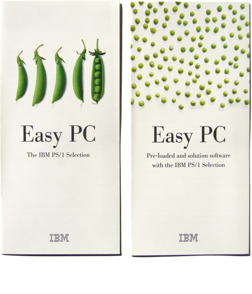 Detail aus IBM –<br/>Easy PC